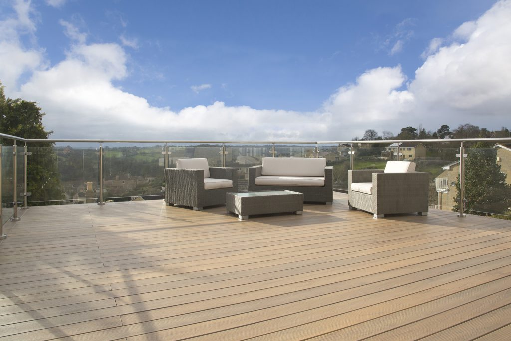 Materials That Can Be Used for Garden Decking